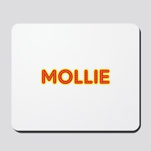 Mollie in Movie Lights Mousepad