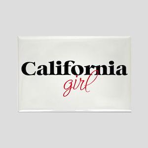 California girl (2) Rectangle Magnet