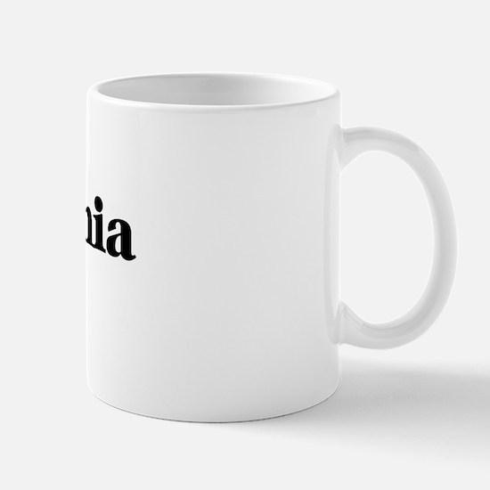 California girl (2) Mug
