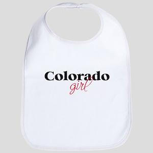 Colorado girl (2) Bib