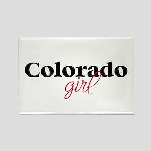 Colorado girl (2) Rectangle Magnet