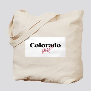 Colorado girl (2) Tote Bag
