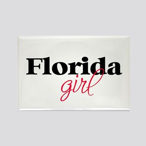 Florida girl (2) Rectangle Magnet