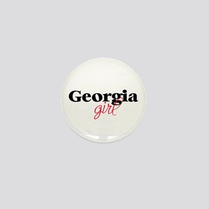 Georgia girl (2) Mini Button
