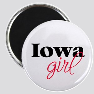 Iowa girl (2) Magnet
