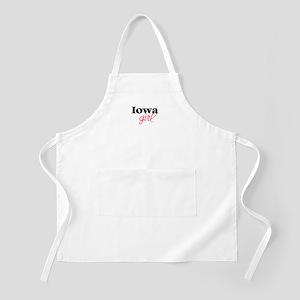 Iowa girl (2) BBQ Apron