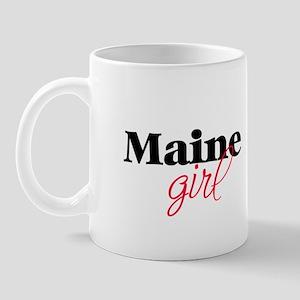 Maine girl (2) Mug