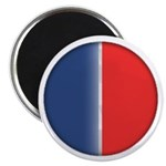 Cars Round Logo Blank Magnet