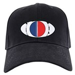 Cars Round Logo Blank Black Cap