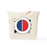 Cars Round Logo Blank Tote Bag
