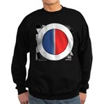 Cars Round Logo Blank Sweatshirt (dark)