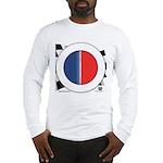 Cars Round Logo Blank Long Sleeve T-Shirt