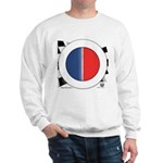 Cars Round Logo Blank Sweatshirt