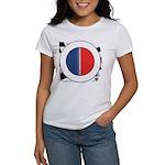 Cars Round Logo Blank Women's T-Shirt