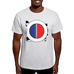 Cars Round Logo Blank Light T-Shirt
