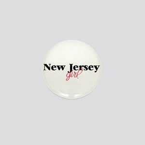 New Jersey girl (2) Mini Button