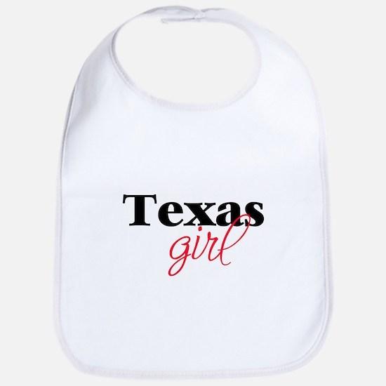 Texas girl (2) Bib