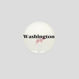 Washington girl (2) Mini Button