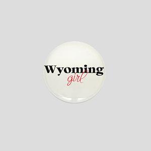 Wyoming girl (2) Mini Button