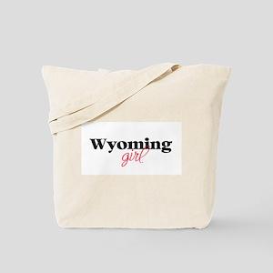 Wyoming girl (2) Tote Bag