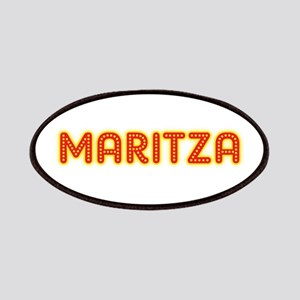 Maritza in Movie Lights Patches