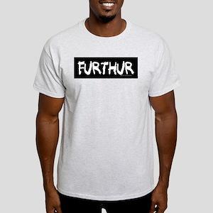 Furthur 1 Ash Grey T-Shirt