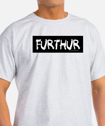 Furthur 1 Ash Grey T-Shirt