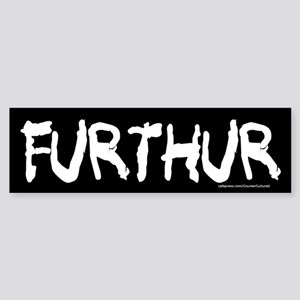 Furthur 1 Bumper Sticker