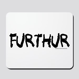 Furthur 1 Mousepad
