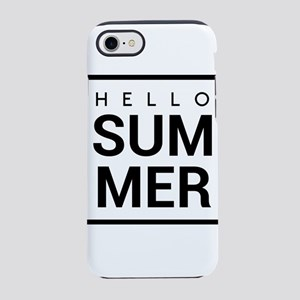 Hello Summer iPhone 7 Tough Case