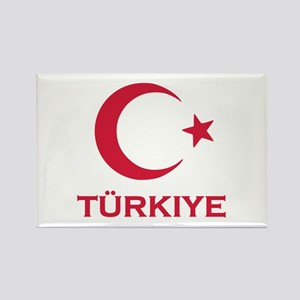 Turkey Rectangle Magnet