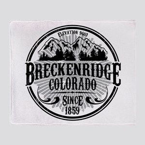 Breckenridge Old Circle Throw Blanket