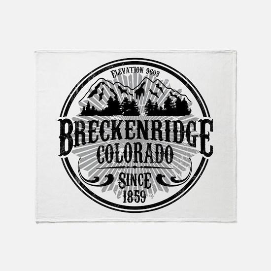 Breckenridge Old Circle Throw Blanket
