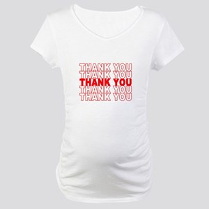 Thank You Maternity T-Shirt