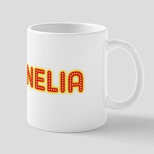 Cornelia in Movie Lights Mug
