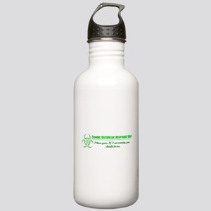 Zombie Response Stainless Water Bottle 1.0L