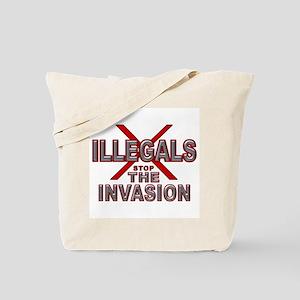 IllegalsX D17 mx2 Tote Bag