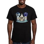 Virtus Junxit Mors Non Separa Men's Fitted T-Shirt