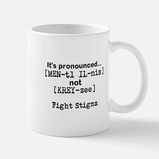 Men-tl Il-nis Mug