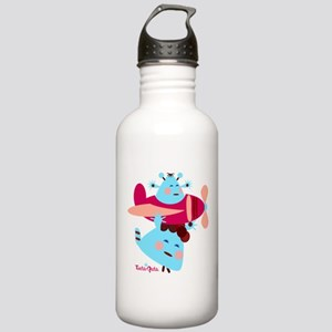 Born to fly Stainless Water Bottle 1.0L