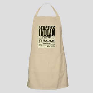 Indian Fighters Apron