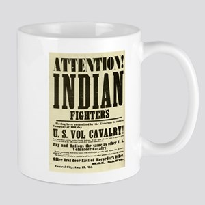 Indian Fighters Mug
