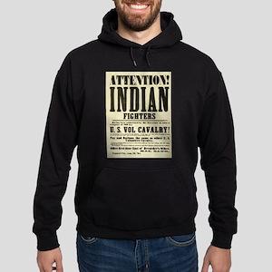 Indian Fighters Hoodie (dark)
