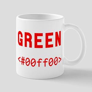 Logical Green Mug