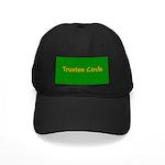 Truxton Circle Black Cap