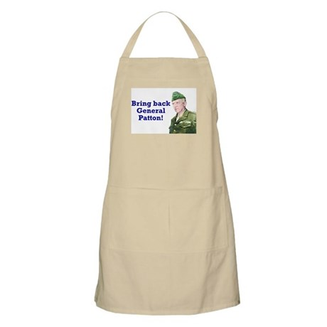 George Patton BBQ Apron
