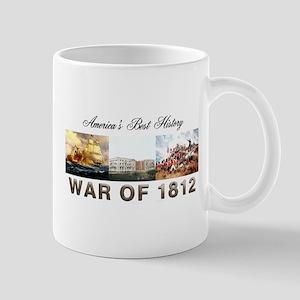 War of 1812 Mug
