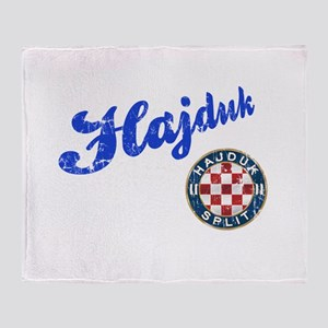 Hajduk Throw Blanket