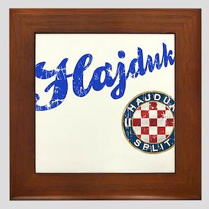 Hajduk Framed Tile