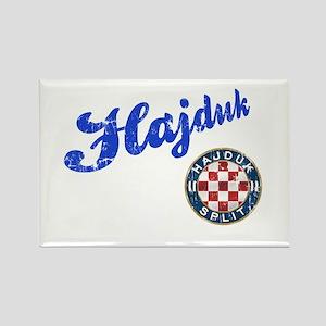 Hajduk Rectangle Magnet